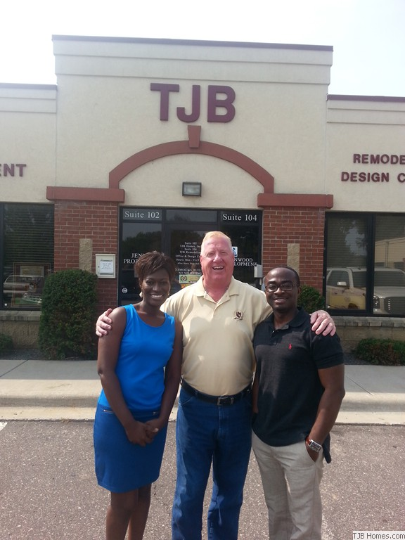 TJB Homes - Happy Buyers