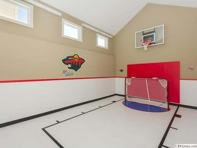 Indoor Sports Room® Photos