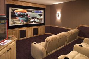 Theater Room Photos
