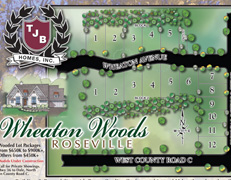 Wheaton Woods Roseville Lots