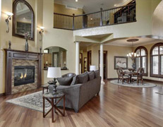 Main Floor Master Home Plan #206384