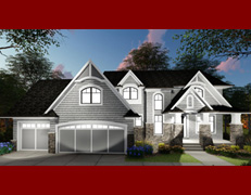 TJB #540 Heather Two Story Home Plan