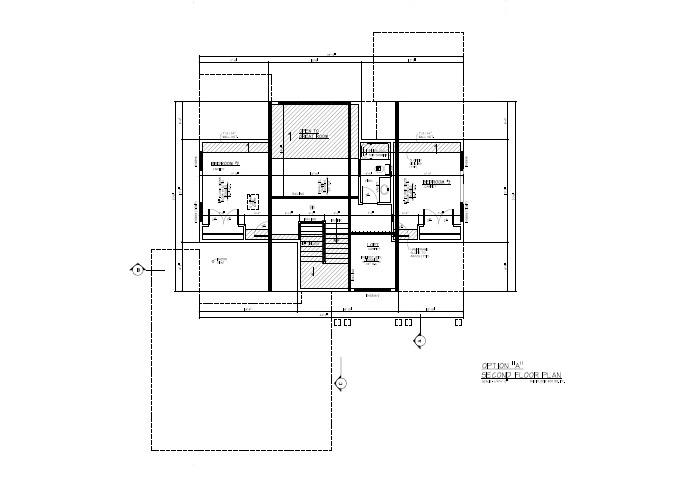 Home Upper Floor Plan