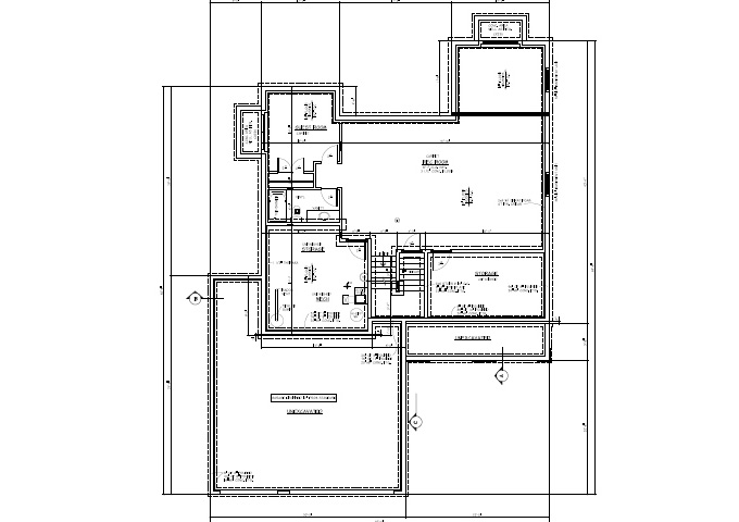 Home Plan Basement Floor Plan