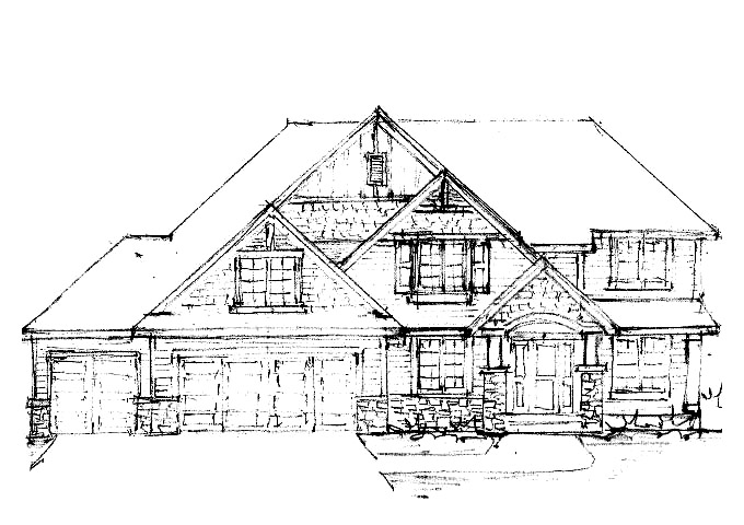 North Oaks #200 Home Plan