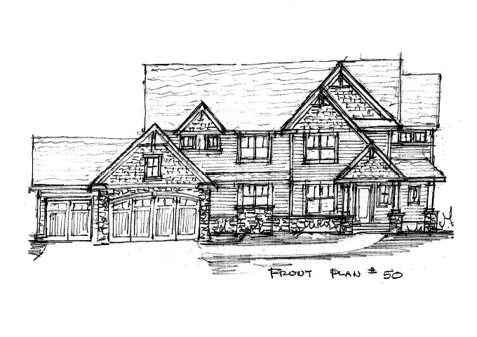 North Oaks #50 Home Plan