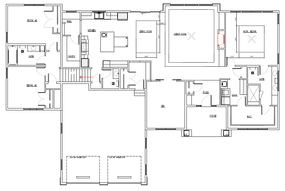 Home Plan Floor Plan