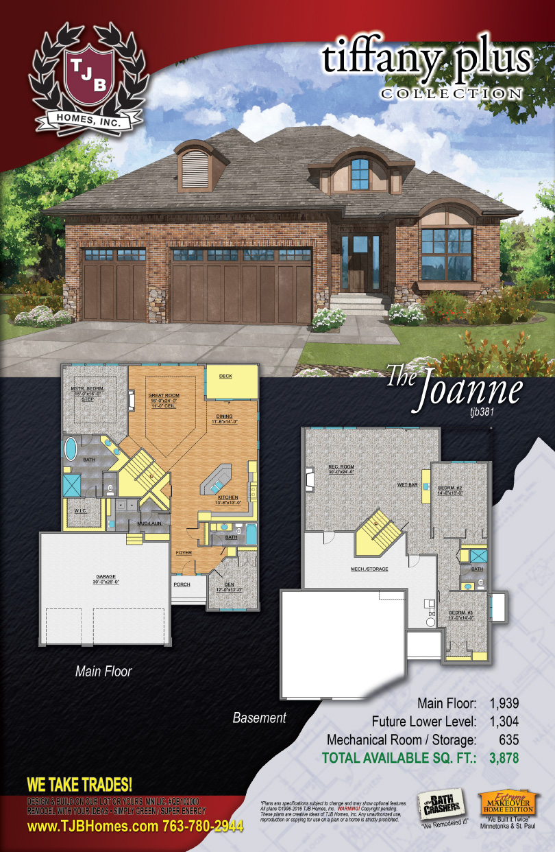 The Joanne Home Plan