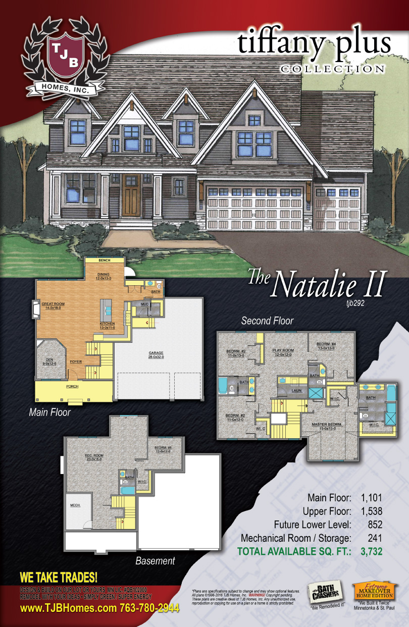 The Natalie II Home Plan