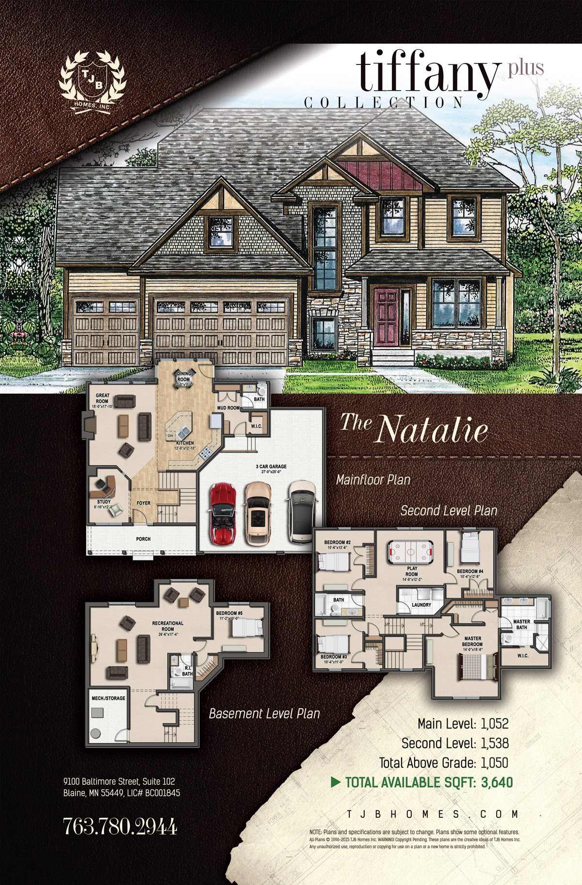 The Natalie Home Plan