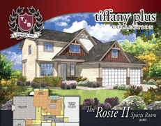 Rosie II Sport Court Home Plan