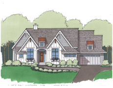 Angela TJB #391 Home Plan