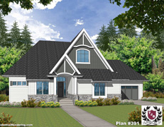 Angela IV TJB #391 Home Plan