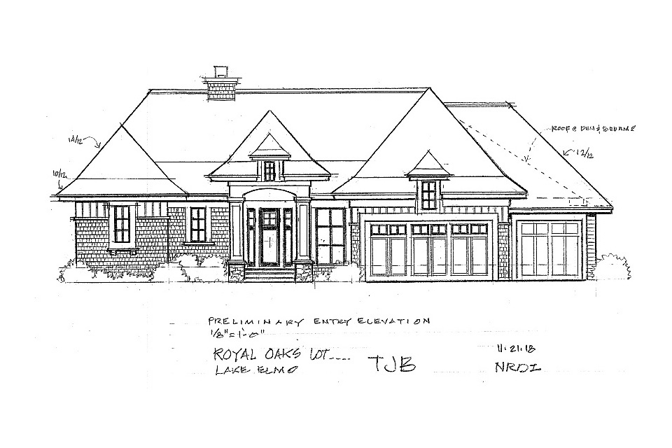 Home Plan Front Option