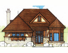 Kilworth Manor Home Plan