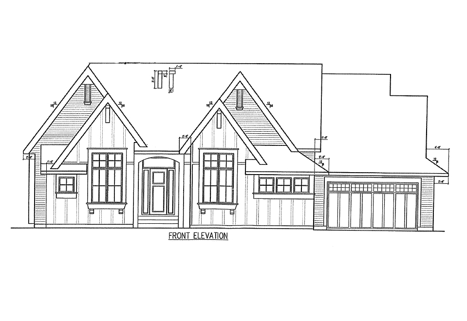 Home Front Plan