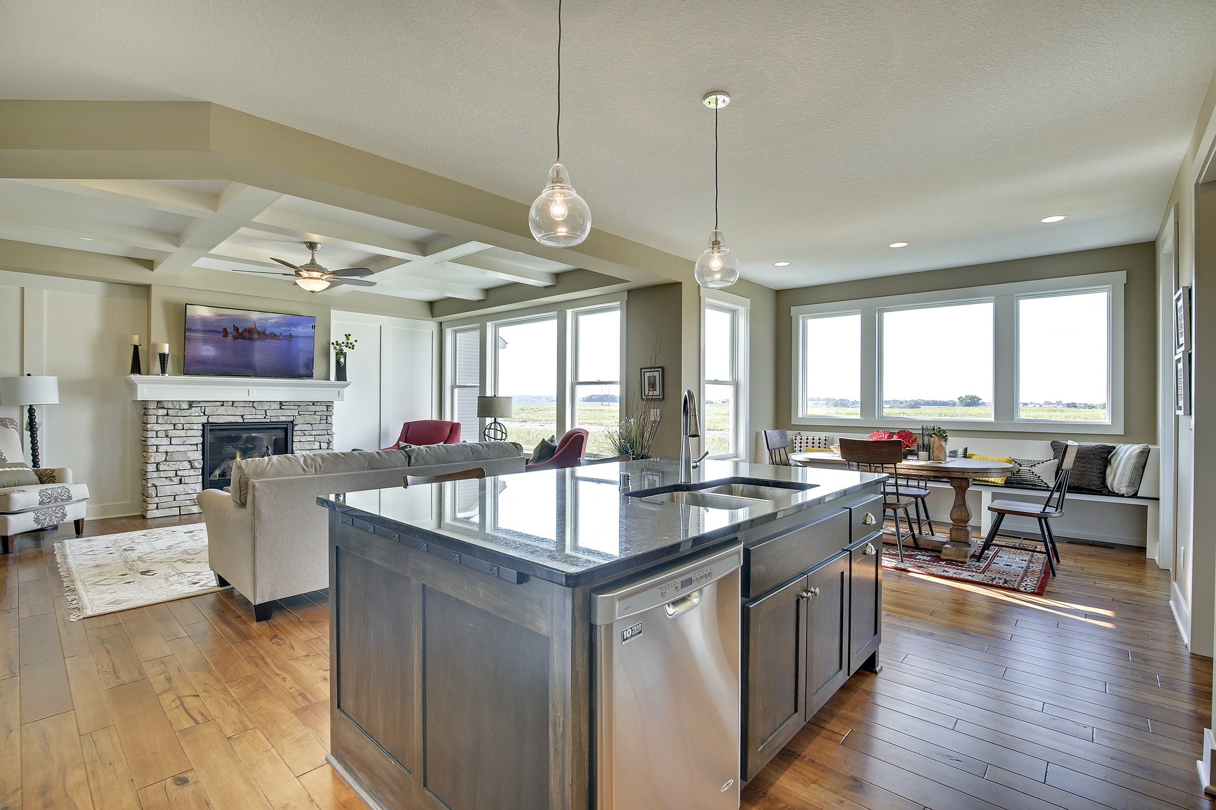 Well Designed Kitchen Island