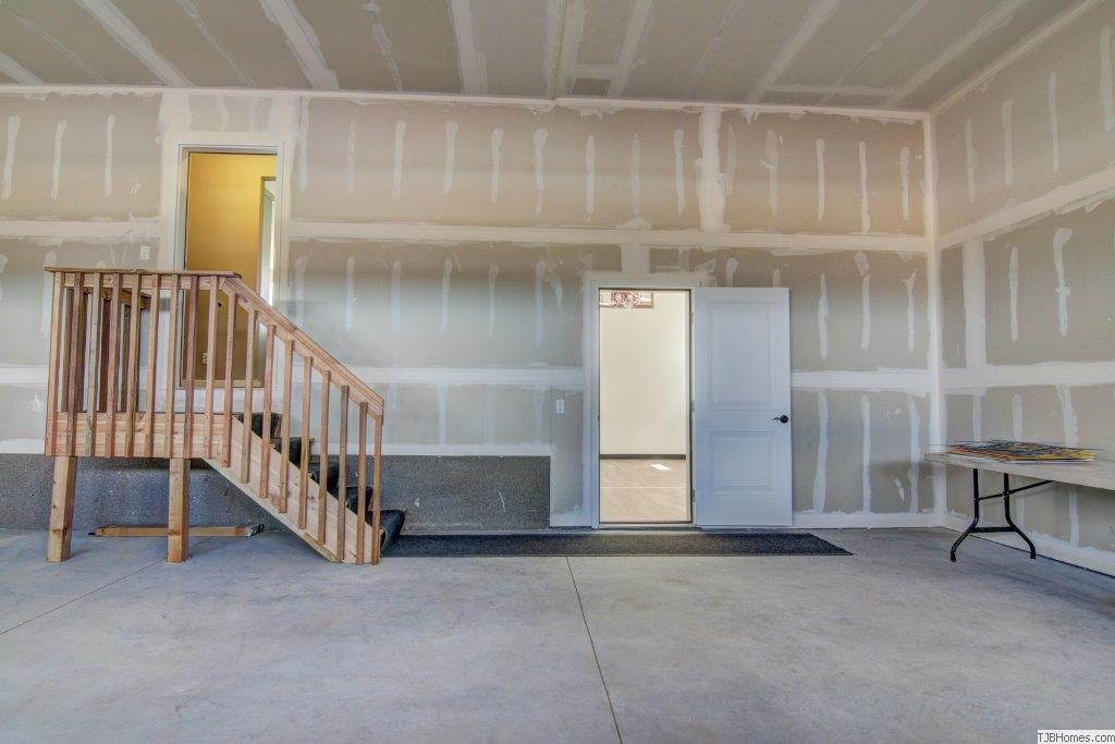 Garage entry to Indoor Sports Room®